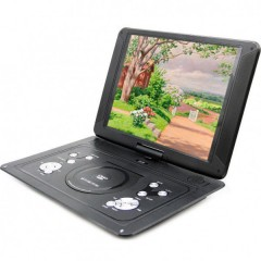 "Цифровой ДВД-плеер 14"" Sony LS141T + DVB-T2 (3D / USB / SD / Game / CD-DVD)"