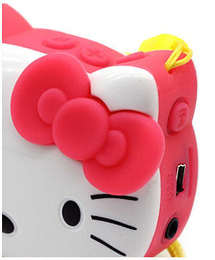 Hello Kitty с Bluetooth
