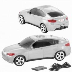 Уцененная колонка-машина BMW X6 (с витрины, потертости на корпусе, отломано колесо)