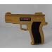 Колонка MP3 плеер в виде пистолета MT-08 с FM радио