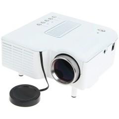 Цифровой портативный мультимедиа проектор UC28 c пультом управления
