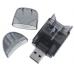 Картридер Sundike COOL c поддержкой 8-ми типов карт памяти