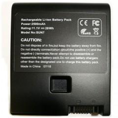 Аккумулятор в лампу для маникюра SUN7 (2500 mAh)