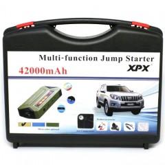 Пусковое зарядное устройство XPX X11 42000 mAh с насосом