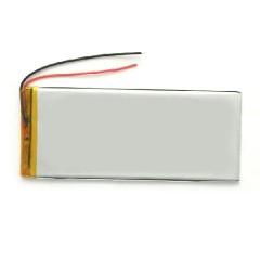 Аккумуляторная батарея с 2-мя проводами - Chines iPhone 3000 mAh, 3.7V (108 x 40 x 3 мм.)