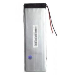 Аккумуляторная батарея с проводами - 3500 mAh, 3.7V (135 x 50 x 3,5 мм.)