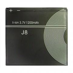 Аккумуляторная батарея J8 1200 mAh, 3.7V (50 x 46 x 4 мм.)