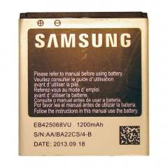 Аккумуляторная батарея Samsung EB425068VU 1200 mAh, 3.7V, 4.44Wh (52 x 46 x 5 мм.)