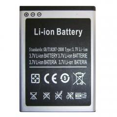 Аккумуляторная батарея 1500 mAh, 3.7V, 5.55Wh, размер 58 x 42 x 4 мм.