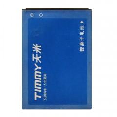 Оригинальная аккумуляторная батарея для телефона TIMMY E120L 1500 mAh (70 x 50 x 4 мм.)