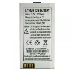 АКБ Lithium Ion Battery 1600 mAh, 3.7V (69 x 37 x 5.5 мм.)