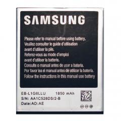 Аккумуляторная батарея SAMSUNG EB-L1G6LLU 1850 mAh, 3.8V (61 x 50 x 4 мм.)