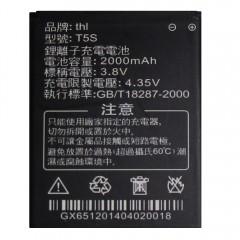 Аккумулятор thl T5S 2000 mAh, 3.8V (67 x 54 x 4 мм.)