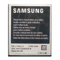 Аккумуляторная батарея EB-L1G6LLU 2100 mAh, 3.8V (63 x 50 x 4 мм.) четыре контакта