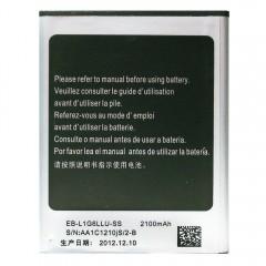 Аккумуляторная батарея EB-L1G6LLU-SS 2100 mAh, 3.8V, 7.98Wh, размер 75 x 59 x 4 мм.