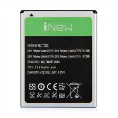 Оригинальная аккумуляторная батарея HD386074PLV 2400 mah, 3.8V, 9.12Wh для смартфона iNew V8