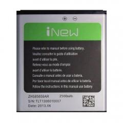 Аккумуляторная батарея iNew ZH585658AR 2500 mAh (61 x 56 x 6 мм.) для телефона iNew N5300