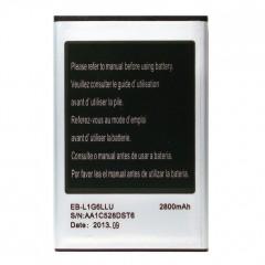 Аккумуляторная батарея EB-L1G8LLU 2800 mAh, 3.8V, размер 83 x 54 x 4 мм.