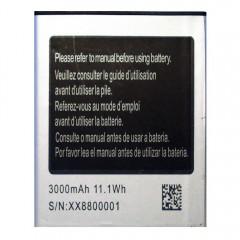 Аккумуляторная батарея 3000 mAh, 3.7V, 11.1Wh, размер 73 x 59 x 4 мм.