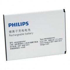 Оригинальный аккумулятор для телефона Philips i928 3000 mah, 3.8V, 11.4Whr