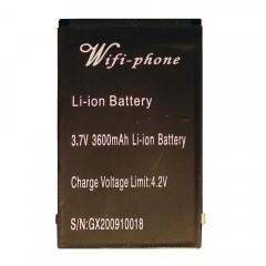 Wifi-phone 3600 mah - батарея для китайского телефона