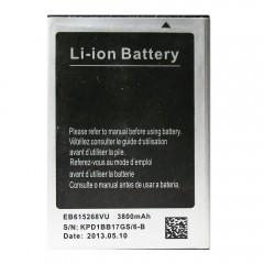 Аккумуляторная батарея EB615268VU 3800 mAh, 3.7V, 14.06Wh (83 x 57 x 5 мм.)
