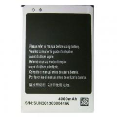 Аккумуляторная батарея 4000 mAh, 3.7V, 14.8Wh (93 x 64 x 5 мм.)