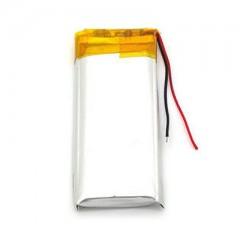 Аккумуляторная батарея GX401425 130 mAh с припаянными проводами (25 x 15 x 3 мм.)