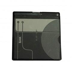 Аккумуляторная батарея BAK BL-6P, модель BK-MP712S, 950 mah