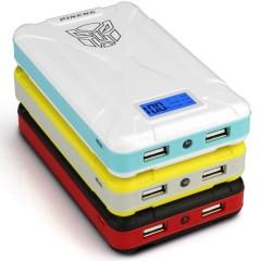 Резервная внешняя аккумуляторная батарея PINENG PN933 10000 mAh (2 USB)
