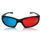 Анаглифные 3D очки для просмотра 3D