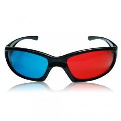 Анаглифные 3D стерео очки для просмотра 3D фильмов