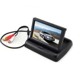 Складной монитор для камеры заднего вида CX433