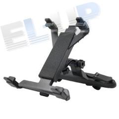 Автомобильный держатель для планшетов 7-12 дюймов с креплением на подголовник сидения