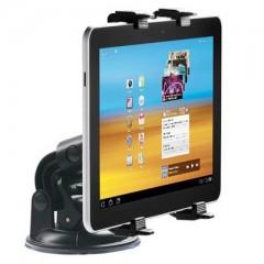 Автомобильный держатель для планшетов 7-12 дюймов с креплением на лобовое стекло