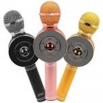Караоке-микрофон WSTER WS-668 Bluetooth