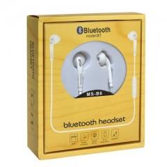 Беспроводные Bluetooth стерео наушники-гарнитура MS-B6