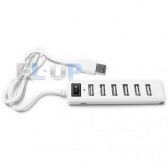 7-портовый Hub USB 2.0 концентратор
