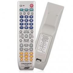 Универсальный пульт 3-в-1 Chunghop RM-88E для TV/DVD/VCD