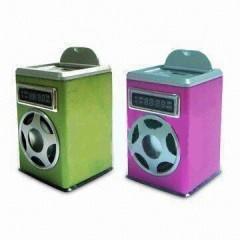 Колонка с MP3 плеером и FM приемником - AD-S35A