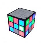 Мини Bluetooth динамик-куб 36 LED Cube (TF)