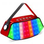 Bluetooth стерео-колонка WS-1518BT с подсветкой
