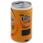 Колонкa-банка Fanta (FM / USB / MicroSD) с дисплеем