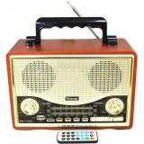Ретро радио-колонка Kemai MD-1706U (6 Вт)