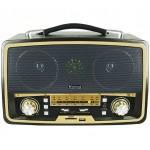 Ретро радио Kemai MD-1701U (10 Вт) (FM/USB/TF)