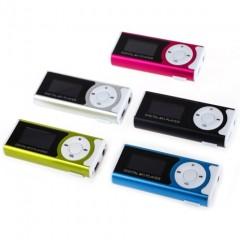 MP3 плеер с поддержкой карт памяти Micro SD/TF и ЖК экраном