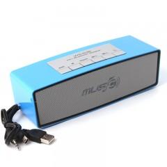 MP3 аудио-колонка WS-636 с bluetooth (FM / USB / MicroSD)