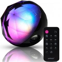 Портативная стерео колонка Bluetooth Color Ball Speaker Q8