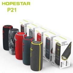 Колонка HOPESTAR P21 (10 Вт) FM, Bluetooth, USB, SD