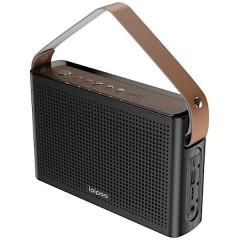 Bluetooth колонка ipipoo YP-1 с FM (10 Вт) 3D объемный стерео звук